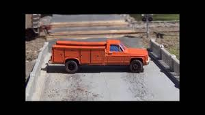 98 N Scale Trucks Willmodels Scale Trucks YouTube