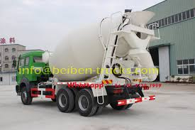 100 High Trucks Buy China Quality Beiben 6X4 Concrete Mixer Truck For Sale