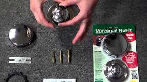 Bathtub Trip Lever Assembly Kit by Watco Universal Nufit Trim Kit Tub Drain Replacement Kit Youtube