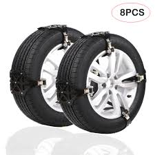 100 Snow Chains For Trucks Anti Skid Carsuv Truck Universal Tire Chain