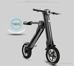 2017 Two Wheels Electric Scooters Board Scooter Bicycles Folding Bike Portabler Bikes Foldable Bluetooth Smart Balance