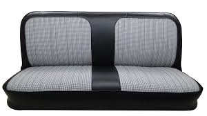 100 Chevrolet Truck Seats Upholstery 196772 Front Bench Seat With