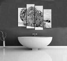 Leopard Bathroom Wall Decor by Furniture Print Wall Art Home Decor For Room Decorations Wall