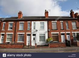 100 What Is A Terraced House Houses In Rnold Nottingham England UK Stock Photo