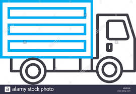 Small Truck Vector Thin Line Stroke Icon. Small Truck Outline ... Fire Truck Outline 0 And Coloring Pages Clipart Line Drawing Pencil And In Color Truck Semi Rear View Drawing Peterbilt Coloring Page Icon Vector Isolated Delivery Stock Royalty Trailer Pages At 10 Mapleton Nurseries Template On White Free Printable Of Cars Trucks With Pickup Encode To Base64 Simple Icons Download Art Clipart Black Awesome At
