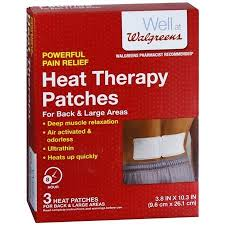 thermacare heatwraps air activated advanced muscle pain therapy