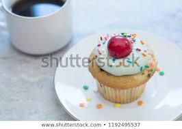 Cupcake And Coffee Break