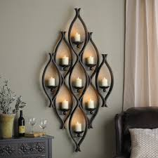 wall decor candle holders candles home fragrance the sconces depot