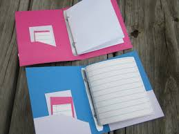 Decorative 3 Ring Binders by American Goes To Theroommom