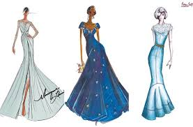 What Should Michelle Obama Wear Designers Reveal Inauguration Gown Sketches
