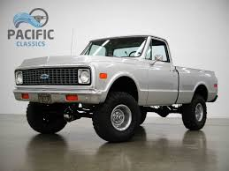 1972 Chevrolet C10 4x4 - YouTube