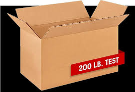 Boxes Shipping Cardboard Packing In Stock