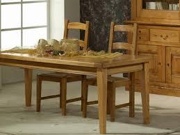 chaise en ch ne massif lot de chaises rustiques honorine en chêne avec assise en paille