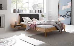 massivholzbett 140 180 cm wählbar eiche bianco geölt günstig möbel küchen büromöbel kaufen froschkönig24