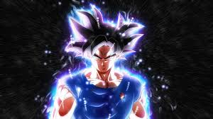 Son Goku Ultra Instinct By DrawingAnimes4Fun