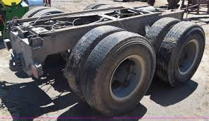 Semi Truck Rear End | Item AW9830 | SOLD! May 11 Ag Equipmen... Tire Service San Angelo Tx Constancio And Fleet Semi Truck Cheap Tires 142 Full Fender Boss Style Stainless Steel Raneys Commercial Tires In Chicago Tire Installation Change Brakes Virgin 16 Ply Semi Truck Tires Drives Trailer Steers Uncle Bestrich And Bus 12r225 For Opartner Sale Buy Sales In Usa11r Fps Industries Manufacturer Of Spare Carriers Michelin Best Resource Used Rims New Aftermarket For Medium Heavy Duty Trucks General Ht Buy