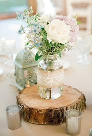 Sensational Rustic Centerpiece 955 Best Wedding Centerpieces Images On Pinterest