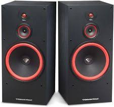 cerwin vega sl12 3 way floor speaker ebay