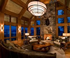 Living Room With Fireplace by Home Design How To Choose Amazing Rustic Living Room U2014 Venidair Com