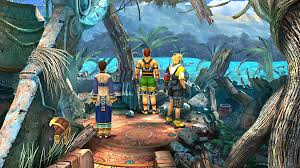 Final Fantasy X Remaster Light Curtain by Kilika Port Final Fantasy Wiki Fandom Powered By Wikia