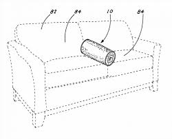SofaSide View Sofa Drawing Drawn Side Pencil And In Color Patent