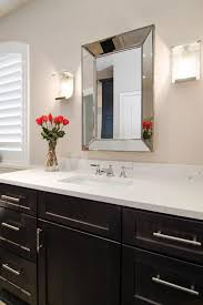 Bathroom Wall Sconces Chrome by Accessories For Bathroom Wall Decoration Using Glass Rectangular