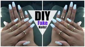 DIY: EASY FAKE Nails At HOME! (NO ACRYLIC) - YouTube Best 25 Nail Polish Tricks Ideas On Pinterest Manicure Tips At Home Acrylic Nails Cpgdsnsortiumcom Get To Do Your Own Cool Easy Designs For At 2017 Nail Designs Without Art Tools 5 Youtube Videos Of Art Home How To Make Fake Out Tape 7 Steps With Pictures Ea Image Photo Album Diy Googly Glowinthedark Halloween Tutorials