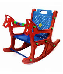 Wonderkart Baby Rocking Chair - Multicolour