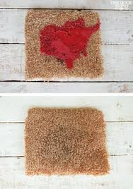 How Remove Wax From Carpet by 2 Use Iron And Cotton Towel To Remove Candle Wax On Carpet Art