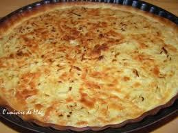 la cuisine de bistrot un grand classique de la cuisine de bistrot la tarte à l oignon