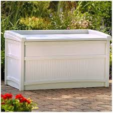 Suncast Patio Storage Box by Best 25 Deck Storage Box Ideas On Pinterest Deck Storage Pool