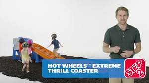 Step2 Roller Coasters Wagons U0026 by Wheels Extreme Thrill Coaster Kids Coaster Step2