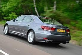 ls uk lexus ls review auto express