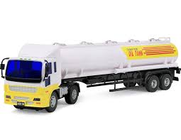 100 Toy Tanker Trucks Amazoncom Click N Play Friction Powered Jumbo Oil Truck