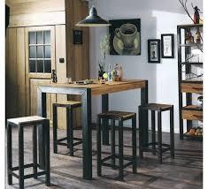 fabriquer table haute cuisine fabriquer table haute cuisine maison design bahbe fabriquer une