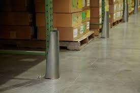 Shock Absorbing Rack Guard Warehouse Racking Accessory