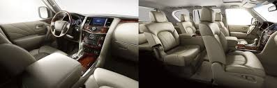 Luxury Suv With Second Row Captain Chairs by 2016 Infiniti Qx80 New Car Review On Drivechicago Com