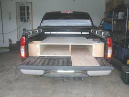 Nightstands : Terrific Truck Bed Organizer Plans 71 On House ... Decked Adds Drawers To Your Pickup Truck Bed For Maximizing Storage Adventure Retrofitted A Toyota Tacoma With Bed And Drawer Tuffy Product 257 Heavy Duty Security Youtube Slide Vehicles Contractor Talk Sleeping Platform Diy Pick Up Tool Box Cargo Store N Pull Drawer System Slides Hdp Models Best 2018 Pad Sleeper Cap Pads Including Diy Truck Storage System Uses Pinterest