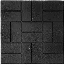 16x16 Patio Pavers Weight by Amazon Com Emsco Group Flat Rock Paver Patio Stones 24 Pack 16