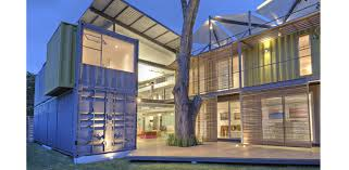 Casa Incubo Container House