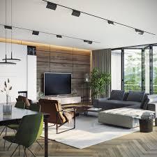 104 Interior Design Modern Style 3d Rendering For 12 Popular S