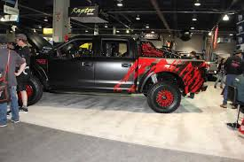 100 Black And Red Truck Rims And Red Truck Rims Me Your Leveled S With Oem Ford F Forum