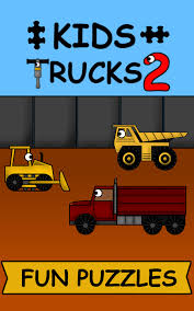 Amazon.com: Kids Trucks: Puzzles 2 - More Animated Truck Puzzles For ...