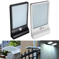 36 LED Solar Power Street Light PIR Motion Sensor Light Garden