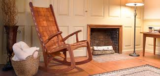 Handcrafted Wood Rocking Chairs - Vermont Woods Studios Whosale Rocking Chairs Living Room Fniture Set Of 2 Wood Chair Porch Rocker Indoor Outdoor Hcom Traditional Slat For Patio White Modern Interesting Large With Cushion Festnight Stille Scdinavian Designs Lovely For Nursery Home Antique Box Tv In Living Room Of Wooden House With Rattan Rocking Wooden Chair Next To Table Interior Make Outside Ideas Regarding Deck Garden Backyard
