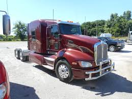 100 Bowman Truck Sales Used 2013 KENWORTH T660 MHC A150136
