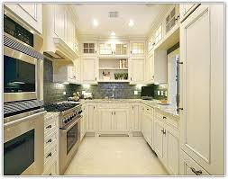 captivating kitchen cabinets with glass doors and decorating with