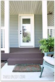 Porch Paint Colors Behr by Exterior Design Deck And Exterior Tips Applying Behr Deck Over