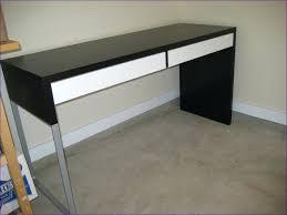 desk bekant desk birch veneer white length 47 1 4 depth