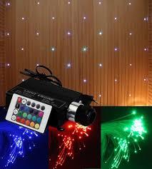 Fiber Optic Ceiling Lighting Kit by Sauna Led Rgb Star Ceiling Fiber Optic Light Kit 150pcs 0 75mm 2m
